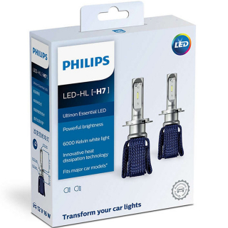 LED PHILIPS H7 ULTINON ESSENTIAL