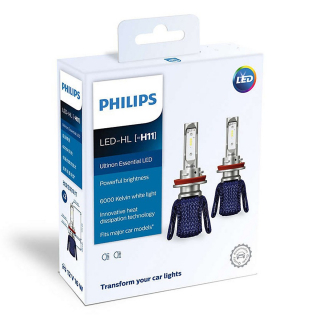 LED PHILIPS H11 ULTINON ESSENTIAL