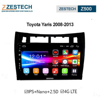 DVD Android Zestech Z500 – Toyota Yaris