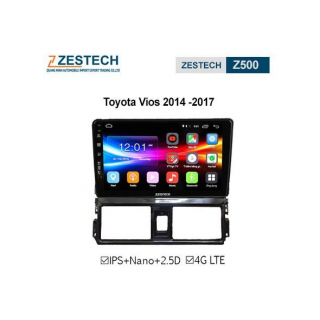 DVD Android Zestech Z500 – Toyota Vios