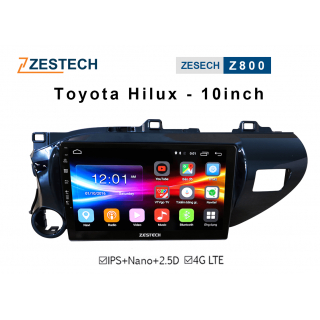 DVD Android Zestech Z500 – Toyota Hilux
