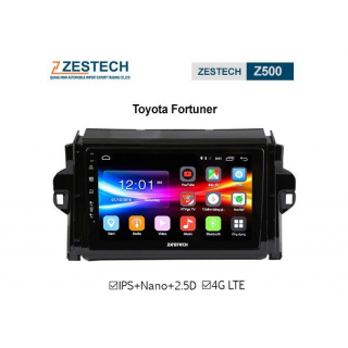 DVD Android Zestech Z500 – Toyota Fortuner