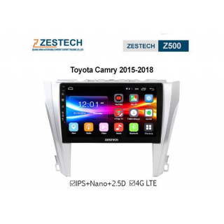 DVD Android Zestech Z500 – Toyota Camry