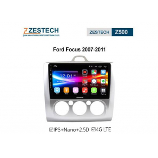 DVD Android Zestech Z500 – Ford Focus