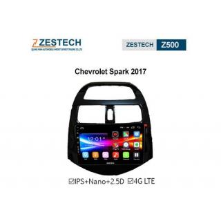 DVD Android Zestech Z500 – Chevrolet Spark