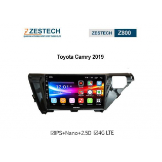 DVD Android Zestech Z800 – Toyota Camry