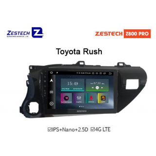 DVD Android Zestech Z800 PRO – Toyota Rush