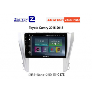 DVD Android Zestech Z800 PRO – Toyota Camry