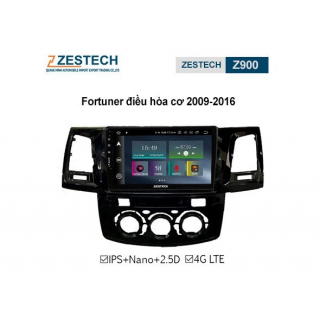 DVD Android Zestech Z900 – Toyota Fortuner