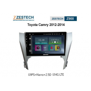DVD Android Zestech Z900 – Toyota Camry