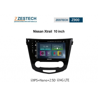 DVD Android Zestech Z900 – Nissan X-trail