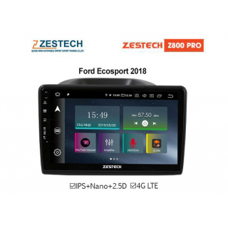 DVD Android Zestech Z800 PRO – Ford Ecosport (có Canbus)
