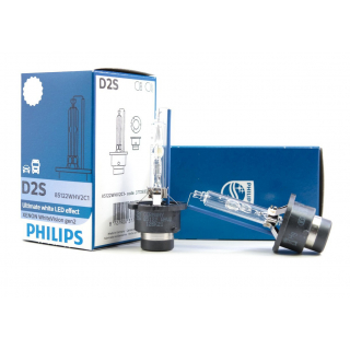 Xenon Philips D2S 4800k X -TREME VISON PLUS