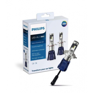 LED PHILIPS H4 ULTINON ESSENTIAL