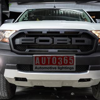 Ranger wildtrak 3.2 nâng cấp body kit Ranger Raptor 2019